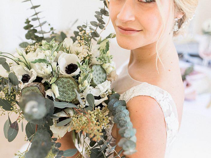 Bridal-Inspiration Schloss Fasanerie