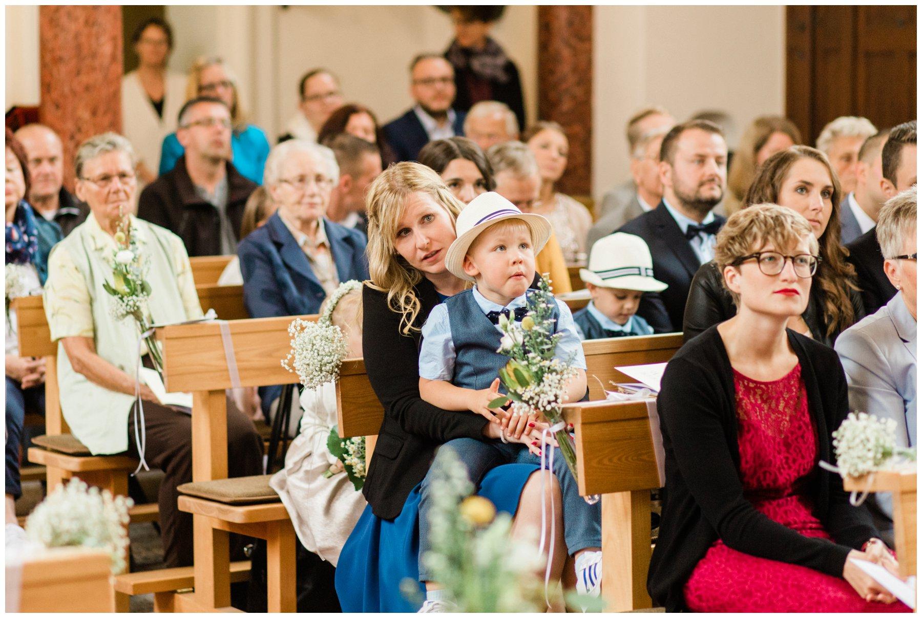 Kirchliche Hochzeit in Fulda und Frankfurt